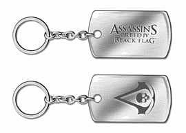 Assassin's Creed IV: Black Flag Dogtag Clothing and Merchandise