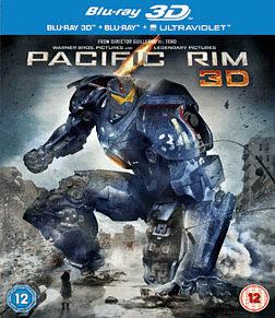 Pacific Rim 3D 3D Blu-Ray