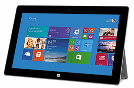 Microsoft Surface 2 32GB - Includes Office Sku Format Code