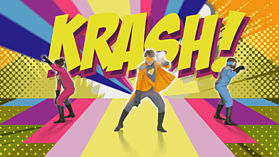 Just Dance Kids 2014 screen shot 4