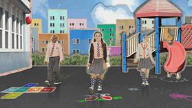 Just Dance Kids 2014 screen shot 5