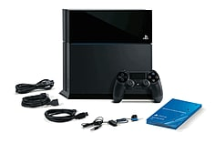 PlayStation 4 Console with Watch Dogs Special Edition screen shot 2
