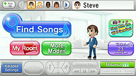 Wii U Karaoke 24 Hour Ticket screen shot 5