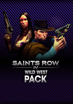 Saints Row IV - Wild West Pack PC Games