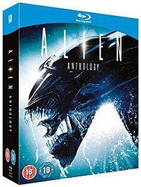 Alien Anthology Blu Ray
