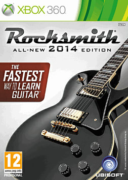 Rocksmith 2014 including Real Tone Cable Xbox 360