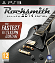 Rocksmith 2014 including Real Tone Cable PlayStation 3