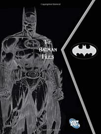 The Batman Files Strategy Guides and Books