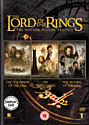Lord of the Rings - Theatrical Edition Slim Box Set DVD