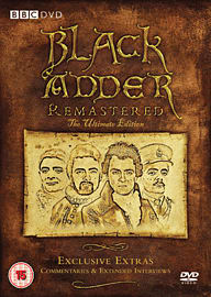 Blackadder Remastered - The Ultimate Edition DVD