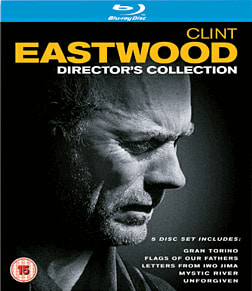 Clint Eastwood: The Directors Collection Blu Ray