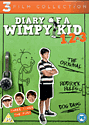 Diary of a Wimpy Kid 1-3 DVD