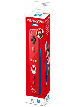 Nintendo Wii U Mario Remote Plus Wii U