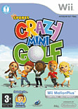 Crazy Mini Golf (Wii MotionPlus Compatible) Wii