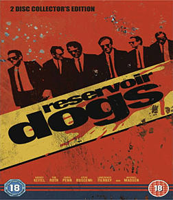 Reservoir Dogs - Collector's Edition with Limited Edition Petrol Can Packaging Blu-Ray