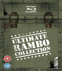 Ultimate Rambo Collection Blu-ray