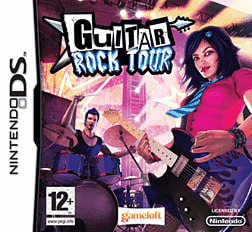 Guitar Rock Tour DSi and DS Lite