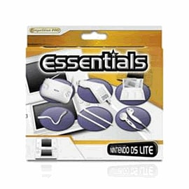 DS Lite Essentials Pack White Accessories 