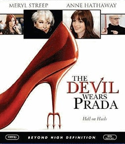 The Devil Wears Prada Blu-ray
