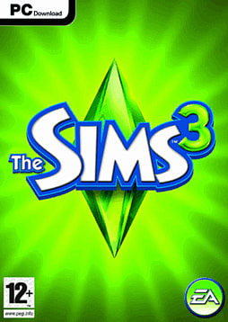 The Sims 3 PC Games and Downloads Cover Art