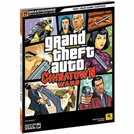 GTA Chinatown Wars Strategy Guide Strategy Guides and Books