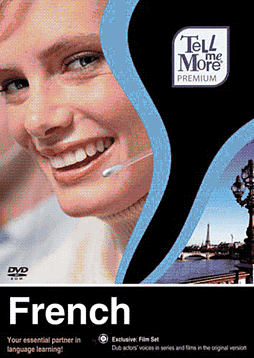 Tell Me More Premium French (DVD) Computing