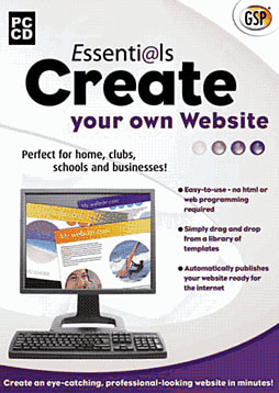 Essentials - Create your own Website Computing