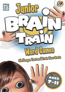 Junior Brain Train Word Games Computing
