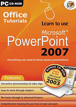 Learn to use Powerpoint 2007 Computing