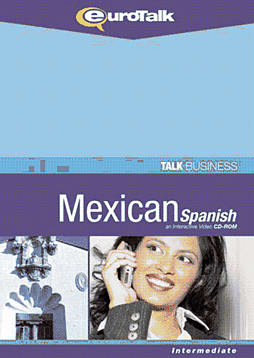 TALK BUSINESS - Mexican Spanish (PC and MAC) Computing