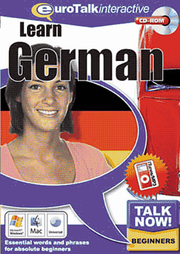 Talk Now! - Learn German (PC and MAC) Computing
