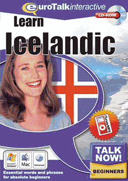 Talk Now! - Learn Icelandic (PC and MAC) Computing