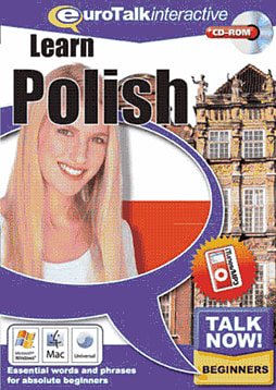 Talk Now! - Learn Polish (PC and MAC) Computing
