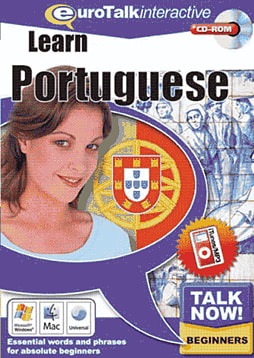 Talk Now! - Learn Portuguese (PC and MAC) Computing