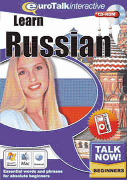 Talk Now! - Learn Russian (PC and MAC) Computing