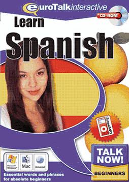 Talk Now! - Learn Spanish (PC and MAC) Computing