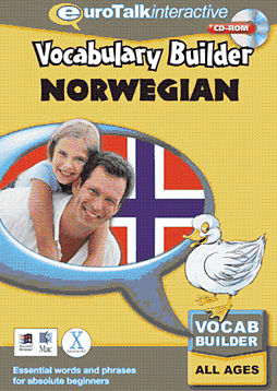 Vocabulary Builder - Norwegian (PC and MAC) Computing