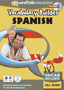 Vocabulary Builder - Spanish (PC and MAC) Computing