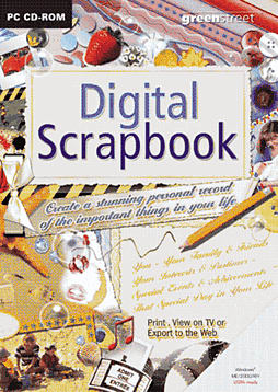 Digital Scrapbook v5 Computing