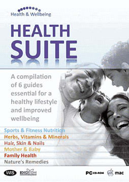 Health & Wellbeing - Health Suite (PC and MAC) Computing