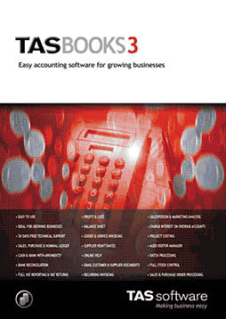 Sage TASBOOKS 3 Computing