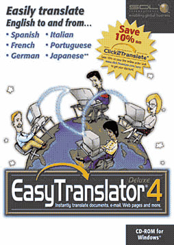 Easy Translator 4 Deluxe Computing