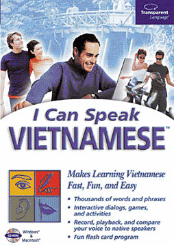 I Can Speak Vietnamese v3 (PC and MAC) Computing