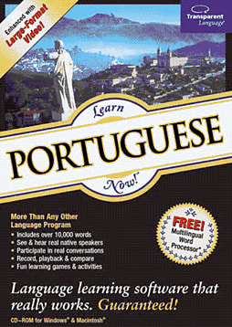 Learn Brazilian Portuguese Now! (PC and MAC) Computing