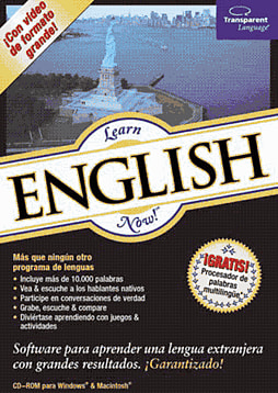 Learn English Now! for Spanish Speakers (PC and MAC) Computing