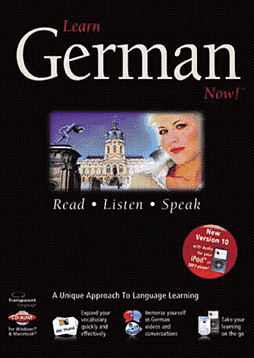 Learn German Now! 10 (PC and MAC) Computing
