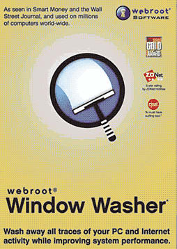 Webroot Window Washer 1User 1Year Computing