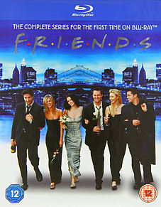 Friends - The Complete Season 1-10 Blu-ray