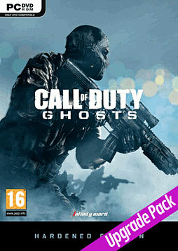 Call of Duty: Ghosts - Digital Hardened Pack Upgrade PC Games Cover Art
