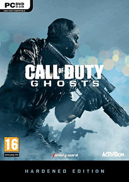 Call of Duty: Ghosts - Digital Hardened Edition PC Games Cover Art